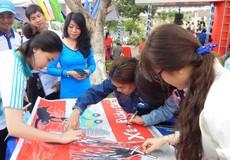 Sôi nổi Ngày hội 'Toàn dân với văn hóa giao thông' tại Cần Thơ