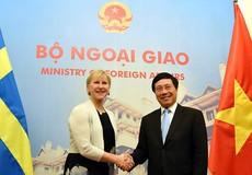 Đề nghị Thụy Điển hỗ trợ Việt Nam hoàn thiện hệ thống pháp luật