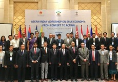 Việt Nam – Ấn Độ thảo luận về kinh tế biển xanh