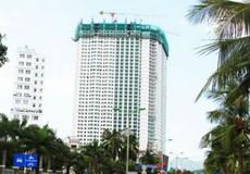 Khách sạn Mường Thanh Khánh Hòa buộc phải dừng ở tầng thứ 43