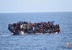 Phát hiện 104 thi thể trôi dạt vào bờ biển Libya