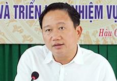 """[Infographic] """"Quan lộ"""" thăng trầm của ông Trịnh Xuân Thanh"""