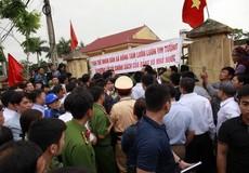 Khởi tố điều tra vụ án hình sự tại xã Đồng Tâm