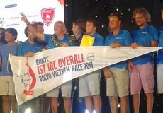 Khánh Hòa: Trao giải cuộc đua thuyền buồm quốc tế Hong Kong – Nha Trang 2017