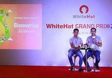 Đội thi an ninh mạng toàn cầu WhiteHat Grand Prix 2016 khám phá ẩm thực Việt Nam