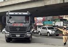 Hà Nội: 10 ngày xử lý 252 xe ô tô vi phạm TT ATGT trên địa bàn TP