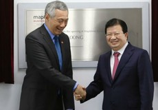 Việt Nam ưu tiên thúc đẩy hợp tác  kinh tế, thương mại, đầu tư với Singapore