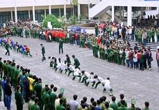 Học viện Kỹ thuật Quân sự:  Tưng bừng ngày hội  việc làm Tháng Thanh niên