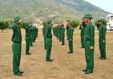 Tròn tháng tuổi quân,  tân binh trưởng thành mọi mặt