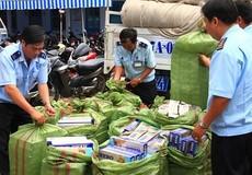 Thí điểm bán đấu giá thuốc lá ngoại nhập lậu bị tịch thu còn chất lượng