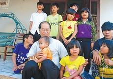 Người cha tuyệt vời  của 71 đứa con