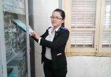 Nữ văn thư trẻ nhiều sáng kiến của THADS Lâm Đồng