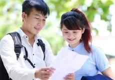 Bộ GD&ĐT lưu ý các trường trong đợt xét tuyển bổ sung