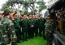 Phòng, chống dịch sốt xuất huyết: Quân đội sẵn sàng  các phương án khẩn cấp