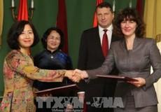 Việt Nam - Latvia ký Hiệp định tránh đánh thuế hai lần và ngăn ngừa việc trốn lậu thuế