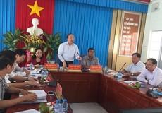 Hội đồng phối hợp phổ biến, giáo dục pháp luật Trung ương: Kiểm tra tại tỉnh Vĩnh Long, Trà Vinh