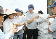 12 tỉnh đề nghị hỗ trợ gạo dịp Tết Đinh Dậu 2017