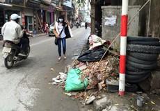 Hà Nội nhếch nhác bởi 'phế thải' của chiến dịch dẹp vỉa hè