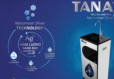 Tập đoànTân Á Đại Thành ra mắt máy lọc nước R.O Tân Á mới
