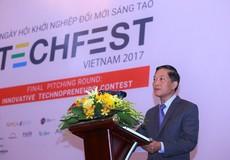 Cam kết đầu tư hơn 4,5 triệu USD vào khởi nghiệp tại Techfest 2017