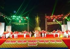 Hơn 1.000 thanh niên Thủ đô tham gia dạ hội mừng thành công Đại hội Đoàn toàn quốc