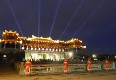Chính thức mở cửa Đại Nội Huế đón khách tham quan về đêm