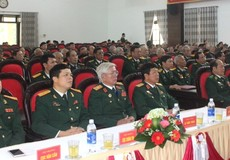 Bộ Tư lệnh Quân khu 4 Gặp mặt cán bộ cao cấp Quân đội trên địa bàn 3 tỉnh
