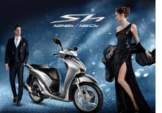 Honda Việt Nam giới thiệu SH 125i/150i – Mẫu xe toàn cầu hoàn toàn mới