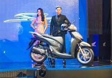 SH300i ABS nhập khẩu từ Ý có giá gần 250 triệu đồng