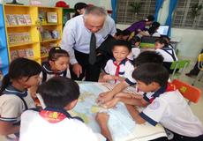 Trao 2,5 tỷ đồng quỹ 'Ý tưởng Trẻ thơ' cho những hoạt động khuyến học