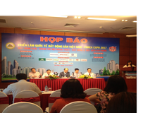 Gần 300 doanh nghiệp tham gia Triển lãm quốc tế bất động sản Việt Nam-VNREA EXPO 2017 lần 2