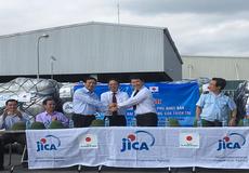 Chính phủ Nhật Bản hỗ trợ cho người dân vùng lũ lụt Yên Bái, Hòa Bình