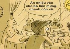 Ngày cưới người Việt, chuyện ăn mới là... đại sự?