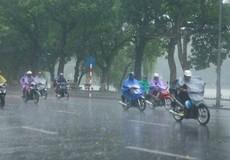 Mưa sắp phủ khắp miền Bắc, Hà Nội đề phòng gió giật mạnh
