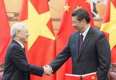 Ngày 12/1, Tổng Bí thư Nguyễn Phú Trọng bắt đầu chuyến thăm Trung Quốc