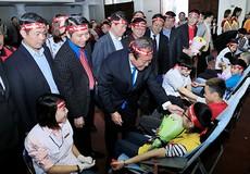 Phó Thủ tướng kêu gọi đăng ký hiến máu cứu người bệnh