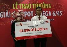 Hà Nội có vé trúng Jackpot hàng chục tỷ đồng