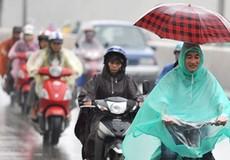 Đêm nay miền Bắc nhiều nơi mưa lớn, ngày mai nhiệt độ giảm mạnh