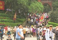 Hà Nội ẩm ướt, Phú Thọ thời tiết lý tưởng ngày Giỗ Hùng Vương