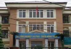 Sở NN&PTNT Thái Nguyên thừa lãnh đạo, Thủ tướng chỉ đạo miễn nhiệm, kỷ luật