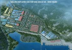 Tại sao Thủ tướng chỉ đạo tạm dừng đề xuất dự án thép Cà Ná?