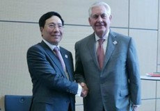 Phó Thủ tướng, Bộ trưởng Ngoại giao Phạm Bình Minh thăm Mỹ