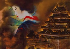 Bí ẩn bộ kimono thiêu rụi thành Tokyo cổ