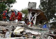 Lại động đất ở Mexico, ít nhất 12 người bị nạn
