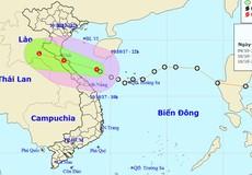 Nguy cơ rủi ro rất lớn với các tỉnh Thanh Hóa - Quảng Ngãi do ATNĐ