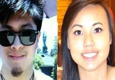 Cô gái gốc Việt chết trong tư thế ôm bạn trai