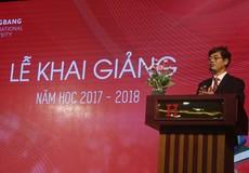 ĐH Quốc tế Hồng Bàng khai giảng năm học 2017-2018