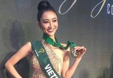 Hà Thu giành huy chương thứ ba tại Hoa hậu Trái Đất