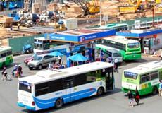 Đình chỉ một loạt cán bộ điều hành xe buýt tại TP HCM