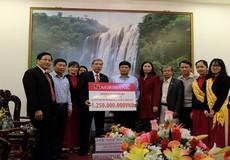 Agribank hỗ trợ 1,25 tỷ đồng cho đồng bào lũ lụt tỉnh Thừa Thiên - Huế